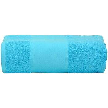 Koti Pyyhkeet ja pesukintaat A&r Towels Taille unique Aqua Blue