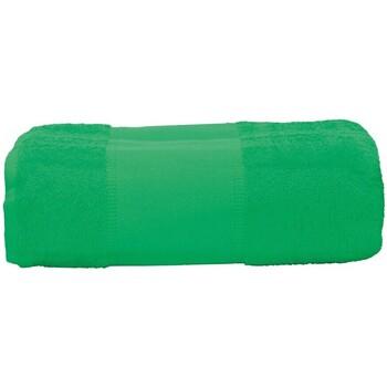 Koti Pyyhkeet ja pesukintaat A&r Towels Taille unique Irish Green