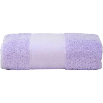 Koti Pyyhkeet ja pesukintaat A&r Towels Taille unique Light Purple