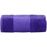 Koti Pyyhkeet ja pesukintaat A&r Towels Taille unique Purple