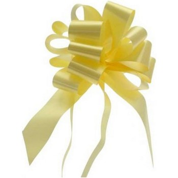 Koti Juhlakoristeet Apac Taille unique Light Yellow
