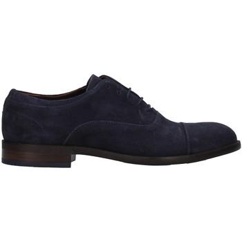 kengät Miehet Derby-kengät Re Blu' 1236 BLUE