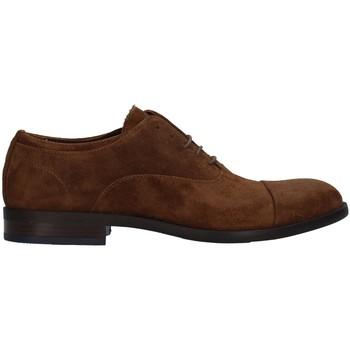 kengät Miehet Derby-kengät Re Blu' 1236 BROWN