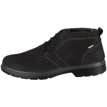 kengät Miehet Bootsit Ara Jan Goretex Mustat