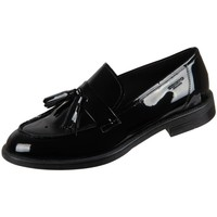 kengät Naiset Mokkasiinit Vagabond Shoemakers Amina Black Lack Mustat