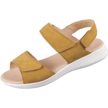 kengät Naiset Sandaalit ja avokkaat Legero Fantastic Keltaiset
