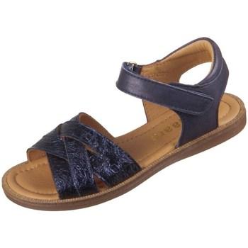 kengät Lapset Sandaalit ja avokkaat Bisgaard 702931211426 Tummansininen