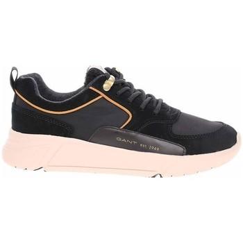 kengät Naiset Matalavartiset tennarit Gant Cocoville Mustat, Vaaleanpunaiset