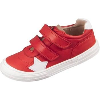 kengät Lapset Matalavartiset tennarit Bisgaard 403531211919 Punainen