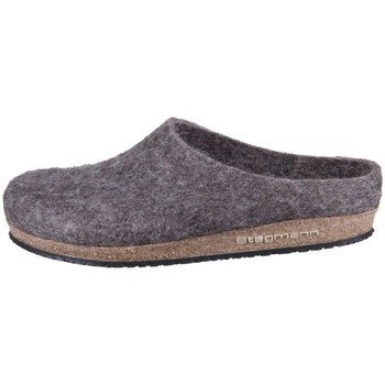kengät Naiset Tossut Stegmann Natur Tiroler Harmaat