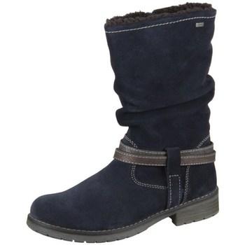 kengät Lapset Saappaat Lurchi Lia Mustat