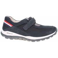 kengät Naiset Tenniskengät Gabor 4696146 Grafiitin väriset