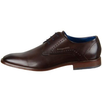 kengät Miehet Derby-kengät Bugatti Milko Exko Ruskeat