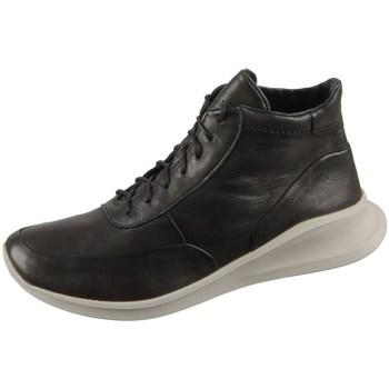 kengät Naiset Bootsit Think Waiv Mustat