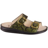 kengät Naiset Sandaalit Finn Comfort Lipari Mustat, Vihreät