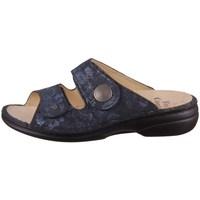 kengät Naiset Sandaalit Finn Comfort Sansibar Tummansininen