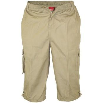 vaatteet Miehet Shortsit / Bermuda-shortsit Duke  Sand