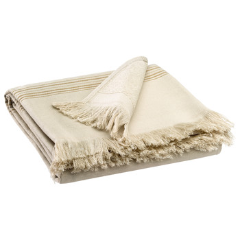 Koti Pyyhkeet ja pesukintaat Vivaraise CANCUN Couleur