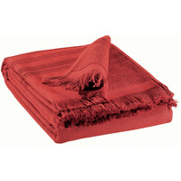 Koti Pyyhkeet ja pesukintaat Vivaraise CANCUN Punainen