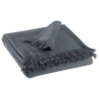 Koti Pyyhkeet ja pesukintaat Vivaraise CANCUN Harmaa / Shaded