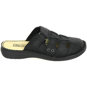 kengät Miehet Puukengät TBS Ghabikk Noir Musta
