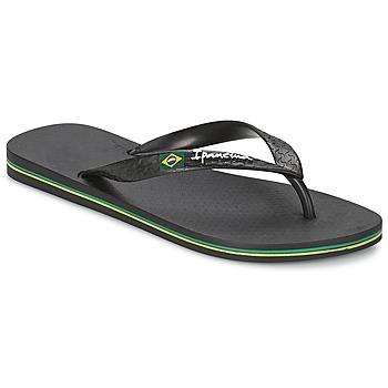 kengät Naiset Varvassandaalit Ipanema CLASSICA BRASIL II Black