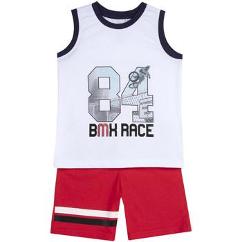 vaatteet Lapset Verryttelypuvut Chicco 09076975000000 Valkoinen