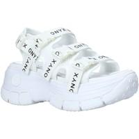 kengät Naiset Sandaalit ja avokkaat Onyx S21-S00OX020 Valkoinen