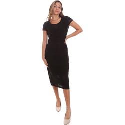 vaatteet Naiset Lyhyt mekko Gaudi 111BD13004 Musta