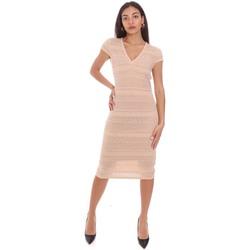 vaatteet Naiset Lyhyt mekko Gaudi 111BD13004 Vaaleanpunainen