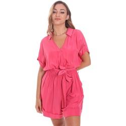 vaatteet Naiset Jumpsuits / Haalarit Gaudi 111BD25041 Vaaleanpunainen