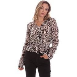 vaatteet Naiset Topit / Puserot Gaudi 111BD45044 Ruskea