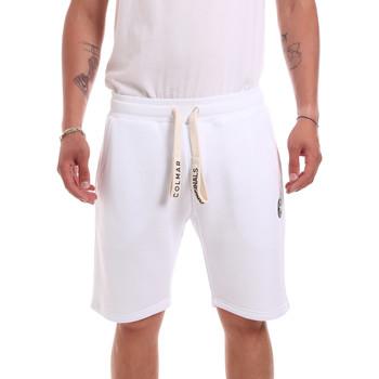 vaatteet Miehet Shortsit / Bermuda-shortsit Colmar 8299 2SH Valkoinen