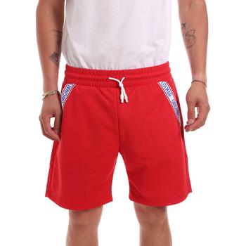 vaatteet Miehet Shortsit / Bermuda-shortsit Colmar 8259 6TH Punainen