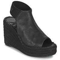 kengät Naiset Sandaalit ja avokkaat Replay JESS Musta