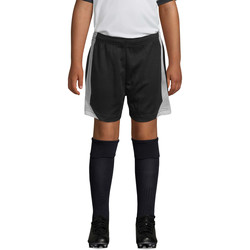 vaatteet Pojat Shortsit / Bermuda-shortsit Sols OLIMPICO KIDS pantalón corto Negro