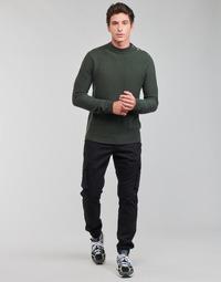 vaatteet Miehet Reisitaskuhousut Only & Sons  ONSCAM Musta