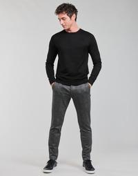 vaatteet Miehet Chino-housut / Porkkanahousut Only & Sons  ONSMARK Harmaa