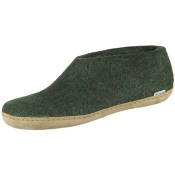 kengät Naiset Tossut Glerups A0900 Vihreät
