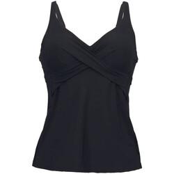 vaatteet Naiset Bikinit Rosa Faia 8880-1 001 Musta