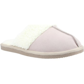 kengät Naiset Tossut Hush puppies  Beige