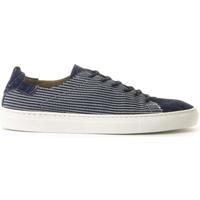 kengät Naiset Matalavartiset tennarit Montevita 71811 BLUE