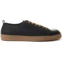 kengät Miehet Derby-kengät Montevita 71853 BLACK