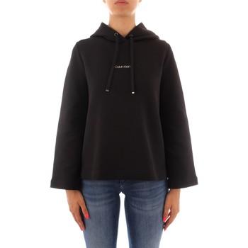 vaatteet Naiset Svetari Calvin Klein Jeans K20K203106 BLACK
