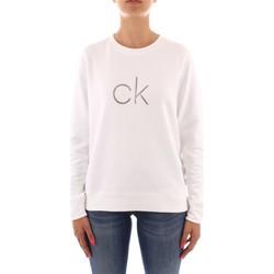 vaatteet Naiset Svetari Calvin Klein Jeans K20K203000 WHITE