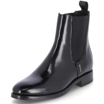 kengät Naiset Bootsit Gant Fayy Mustat