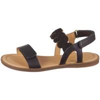 kengät Tytöt Sandaalit ja avokkaat Bisgaard 719451211000 Mustat