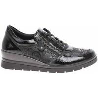 kengät Naiset Matalavartiset tennarit Remonte Dorndorf R070103 Mustat