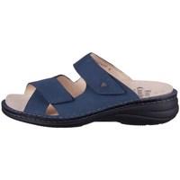 kengät Naiset Sandaalit Finn Comfort Melrose Tummansininen