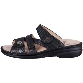 kengät Naiset Sandaalit Finn Comfort Ventura Mustat